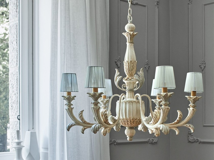 Classic style chandelier 542 | Chandelier by Grifoni Silvano