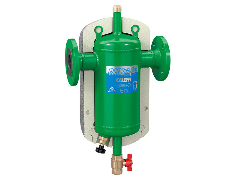 Accessory for distribution network and channel 5466 DIRTMAG® - CALEFFI