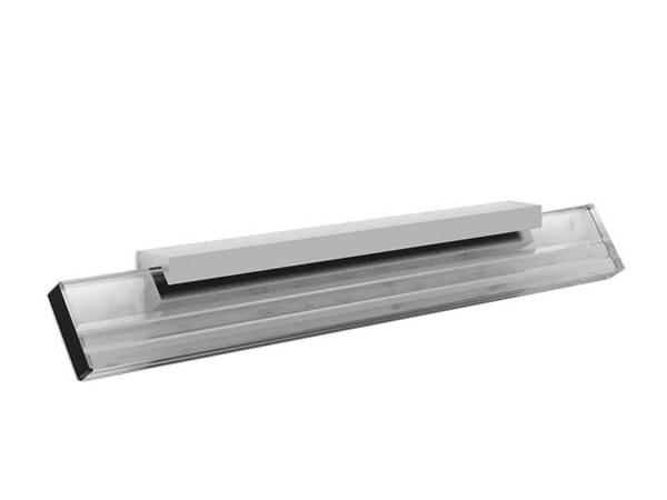 Maniglia per mobili modulare in alluminio e vetro 564 | Maniglia per mobili - Cosma