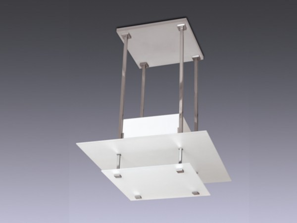 Direct light glass pendant lamp 57 BIS | Pendant lamp - Jean Perzel