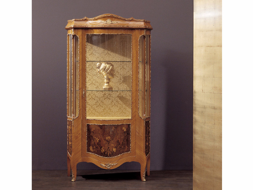 Wooden display cabinet 57 | Display cabinet by Rozzoni