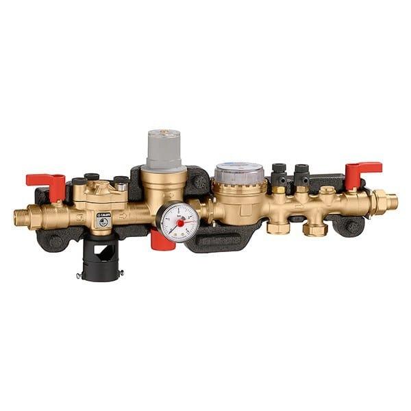 Special bathroom component and anti-flooding device 5741 | Gruppo riempimento e addolcimento - CALEFFI