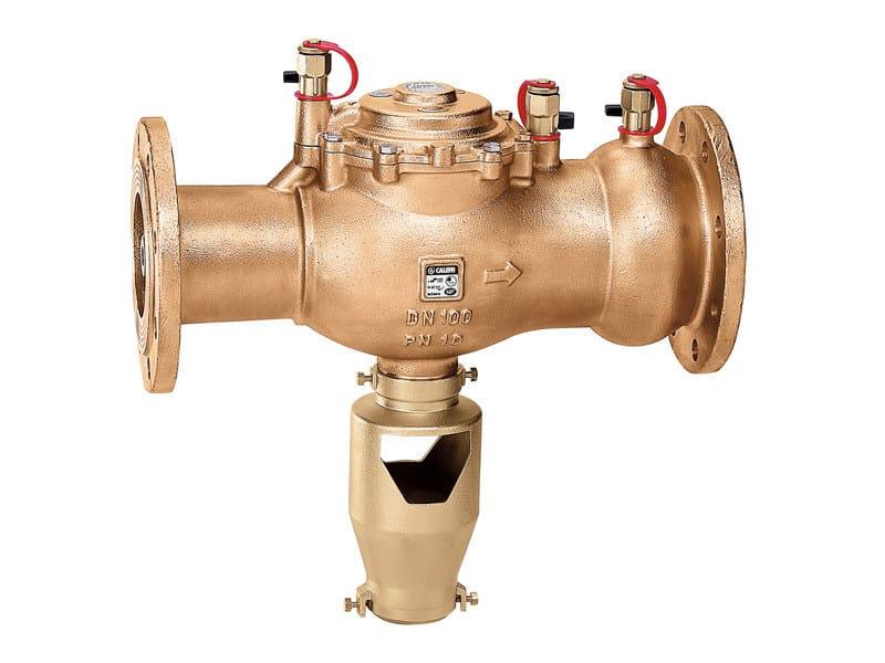 Disconnettore a zona di pressione ridotta controllabile 575 | Valvola, saracinesca, paratoia per impianto - CALEFFI