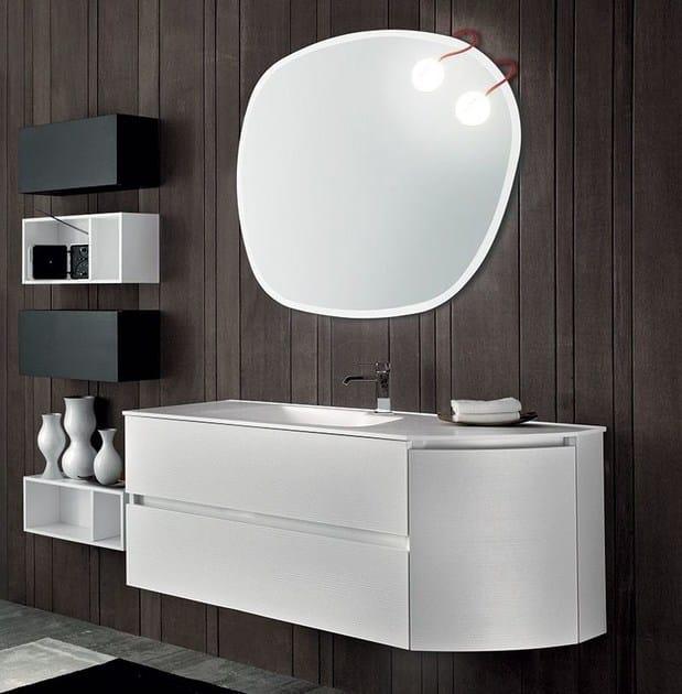 Bathroom furniture set 59 - RAB Arredobagno