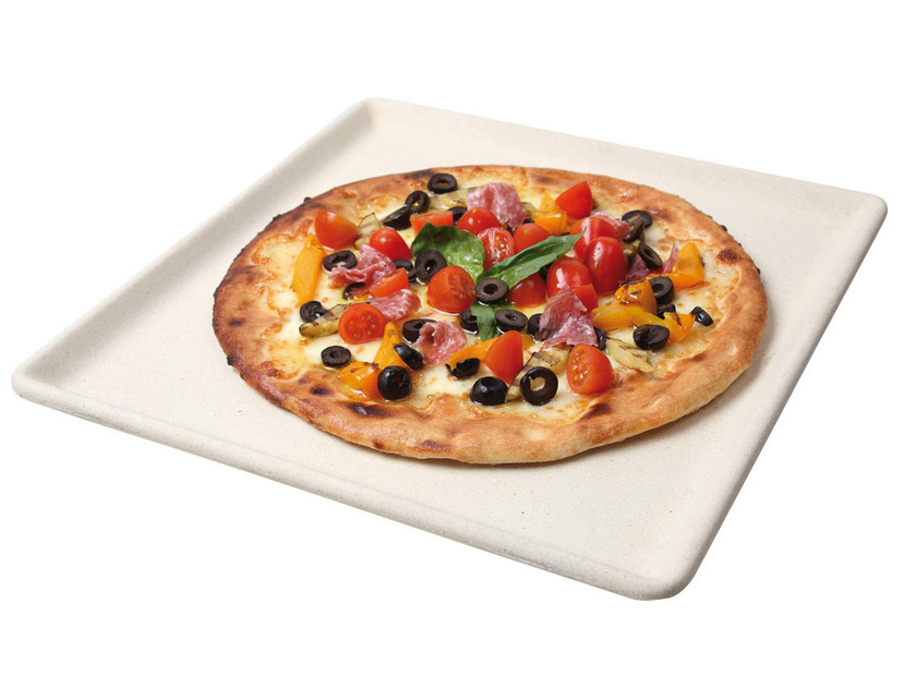 Square pizza pan 5GPIZ   Baking tray - Glem Gas