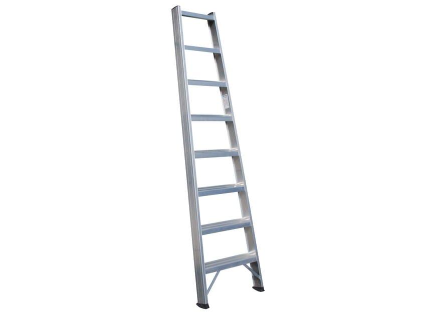Aluminium heavy duty ladder 6008 - Frigerio Carpenterie