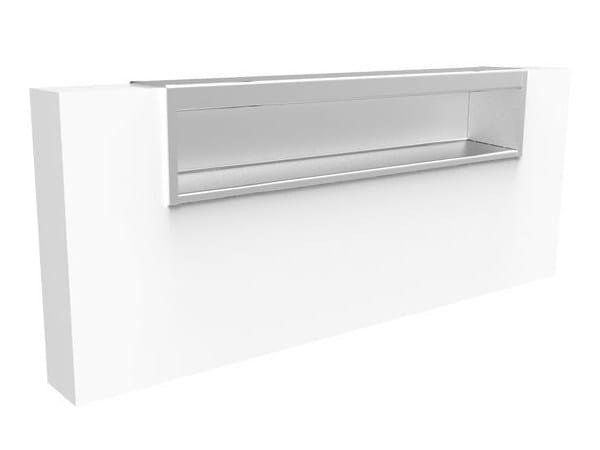 Modular Recessed Furniture Handle 601 | Furniture Handle - Cosma
