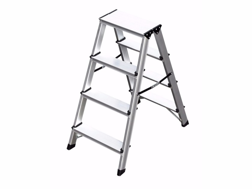Folding aluminium step stools 6030 | Step stools - Frigerio Carpenterie