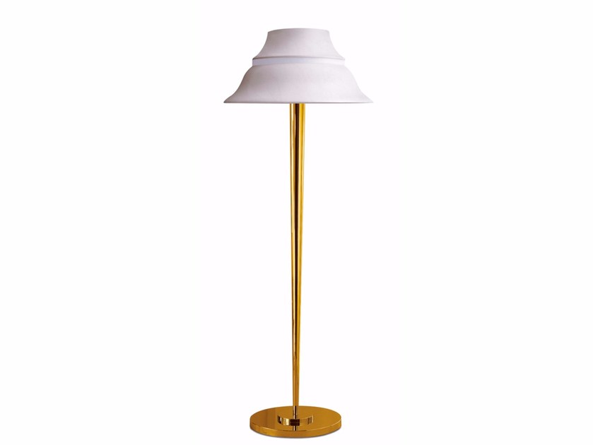 Indirect light floor lamp with dimmer 61 | Floor lamp - Jean Perzel