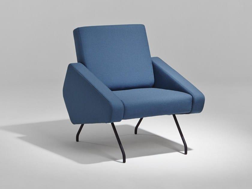 Armchair with armrests 62 | Armchair with armrests by Burov
