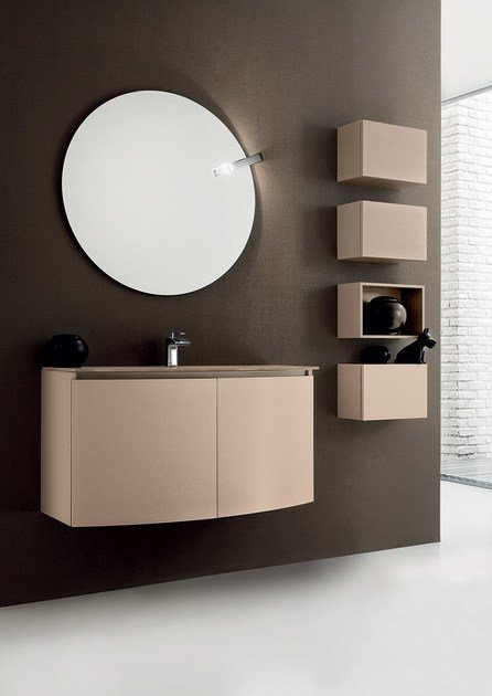 Bathroom furniture set 62 - RAB Arredobagno