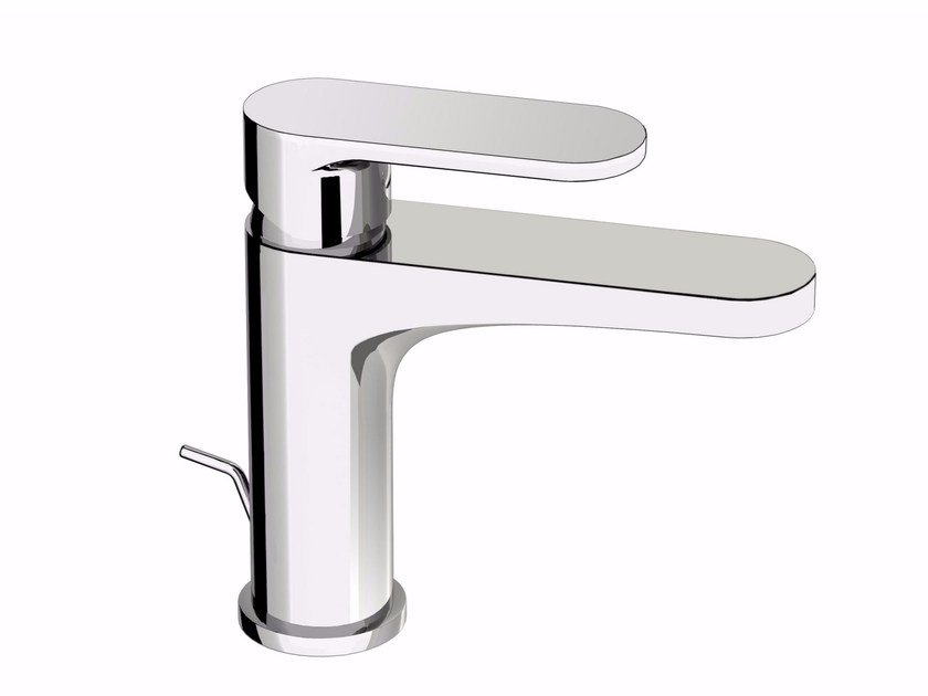 Wall-mounted washbasin mixer SMILE 64 - 6411201 - Fir Italia