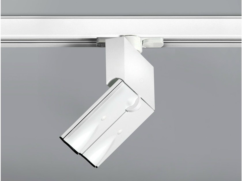 LED aluminium Track-Light 6434 by Milan Iluminación