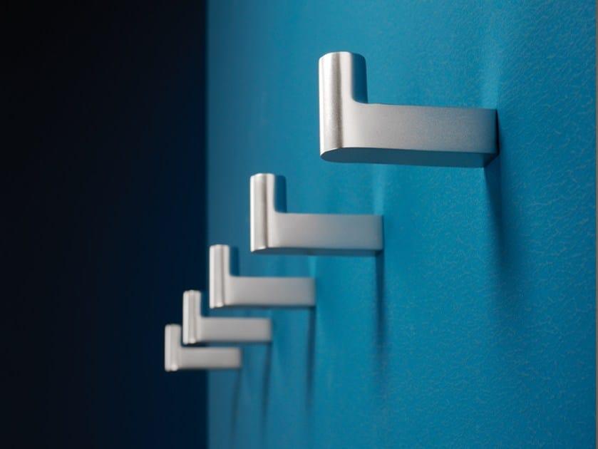 Aluminium wall hook 1001   Wall hook by rosconi