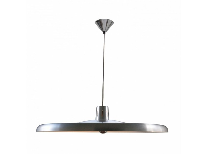 Aluminium pendant lamp with dimmer 700 - Original BTC