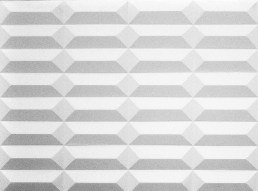 Modular indoor gypsum 3D Wall Panel 7078 «DIAMANTS» - Staff Décor