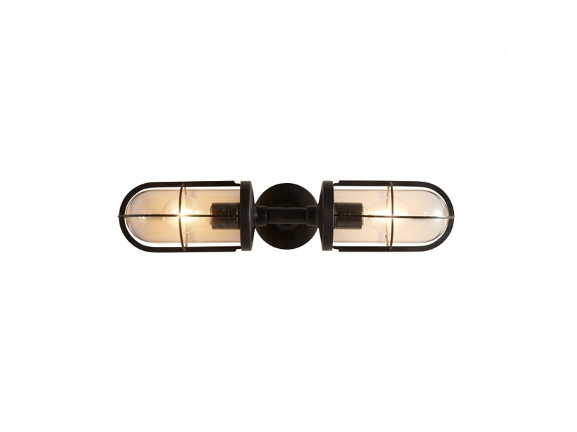 Glass wall lamp 7208 | Glass wall lamp - Original BTC