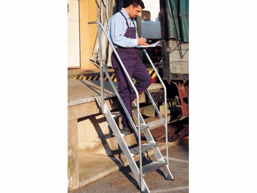 Fixed staircase 7366 - 7368 - Frigerio Carpenterie