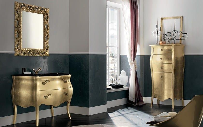 Bathroom furniture set 75 by RAB Arredobagno