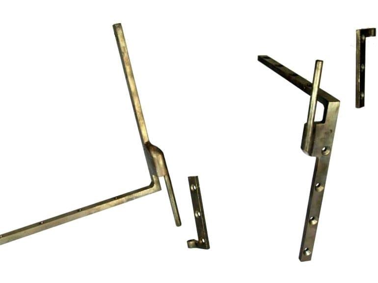 Metal door hinge DBY | Door hinge - Dauby