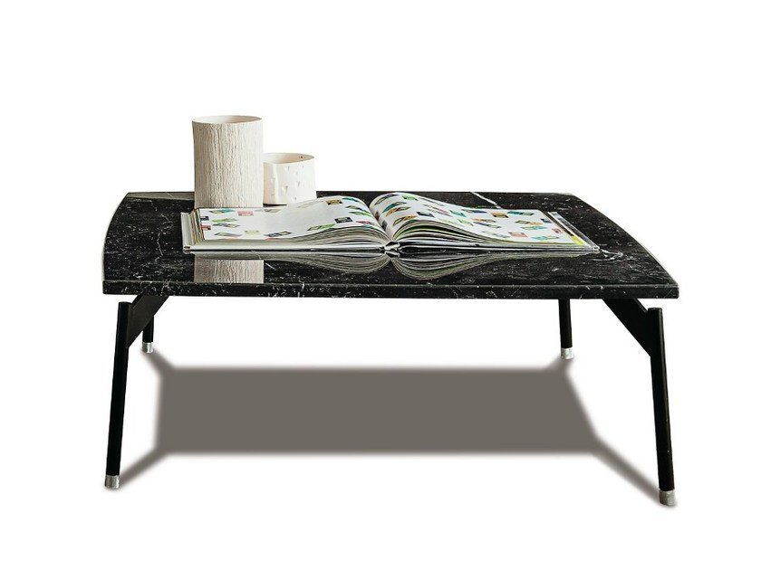 Rectangular marble coffee table 770 LEVEL | Coffee table - Vibieffe