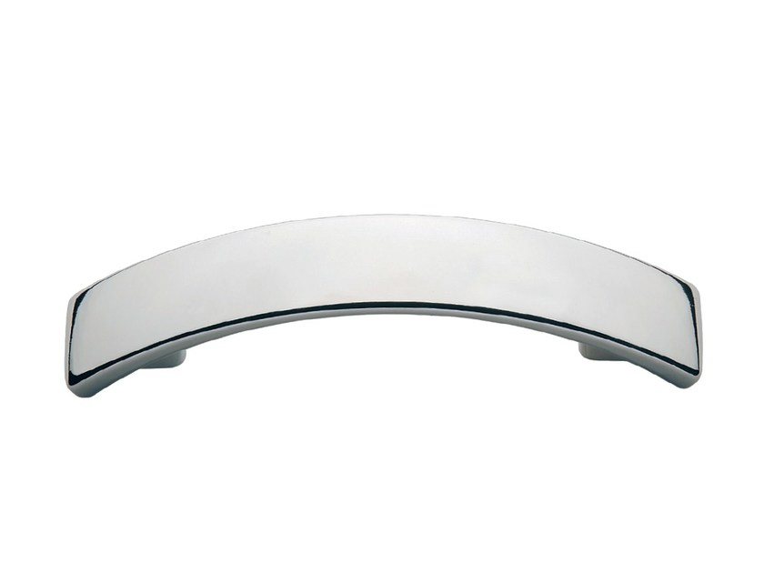 Zamak Bridge furniture handle 8 1075 | Furniture Handle by Citterio Giulio
