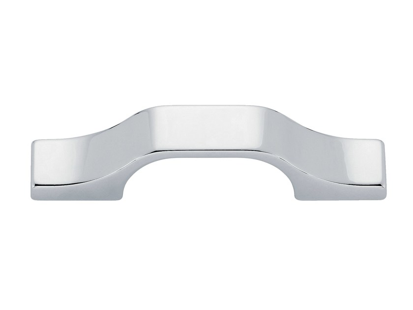 Zamak Bridge furniture handle 8 1095 | Furniture Handle - Citterio Giulio