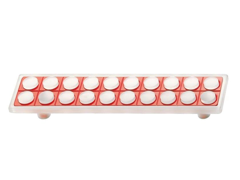 Maniglia per mobili 8 1103 | Maniglia per mobili - Citterio Giulio