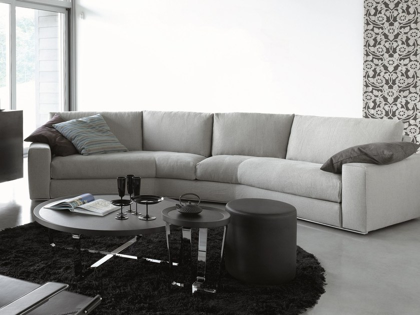 Sectional fabric sofa 810 FLY | Sectional sofa by Vibieffe