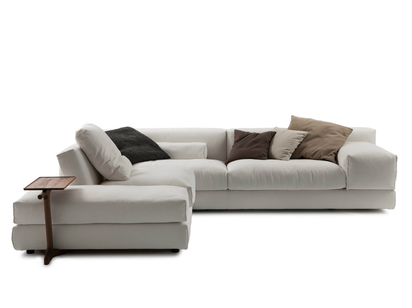 Sectional fabric sofa 835 EVOSUITE | Sectional sofa - Vibieffe