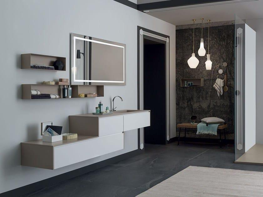Mobile bagno in stile moderno 84 - 3.0 Collection by RAB Arredobagno design Ufficio tecnico RAB ...