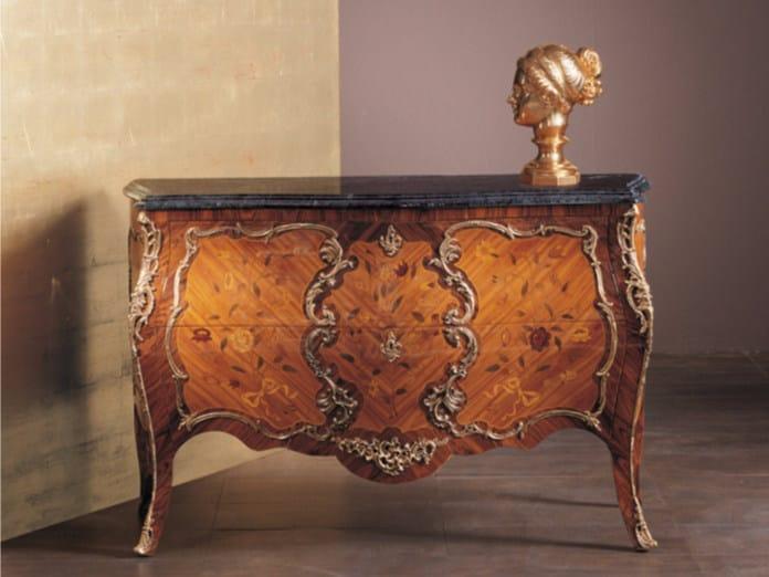 Wooden dresser 86 | Dresser - Rozzoni Mobili d'Arte