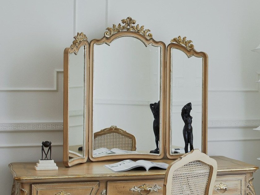 Countertop framed mirror 90   Mirror by Grifoni Silvano