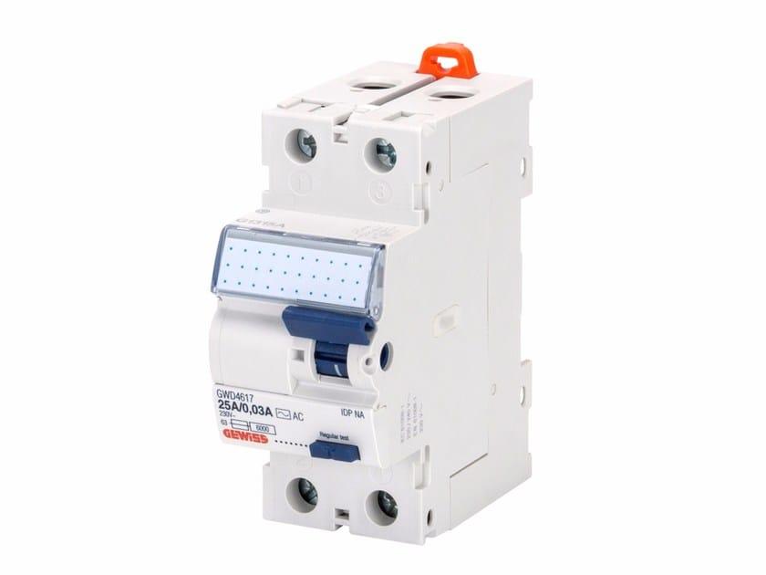 Residual-current device 90IDP GW D4617 - GEWISS