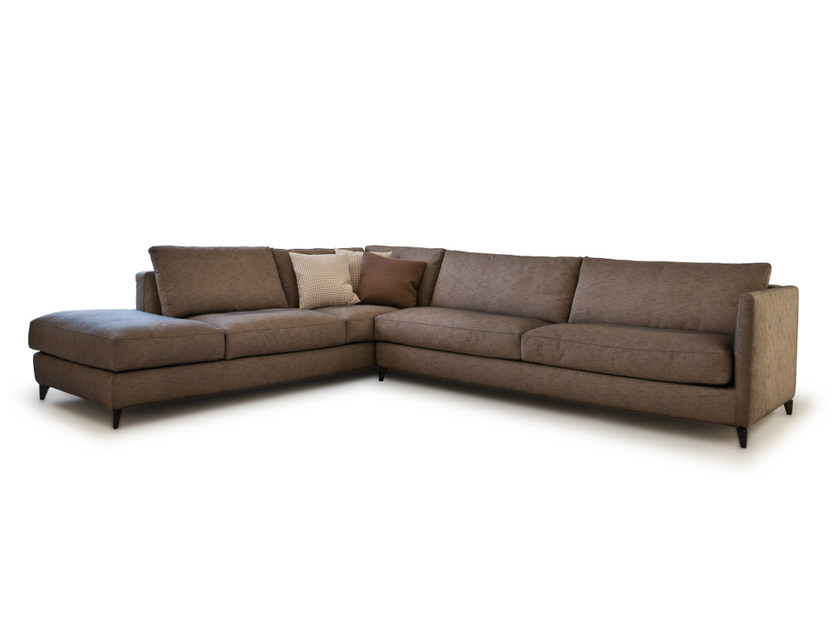 Sectional fabric sofa 910 ZONE SLIM | Sectional sofa - Vibieffe