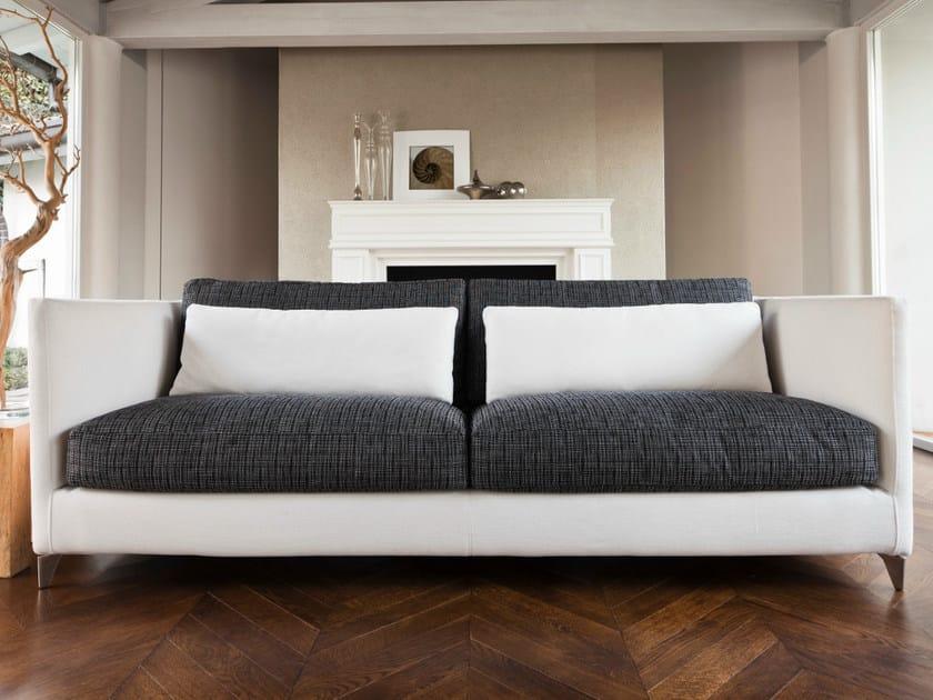 Fabric sofa 910 ZONE SLIM | Upholstered sofa - Vibieffe
