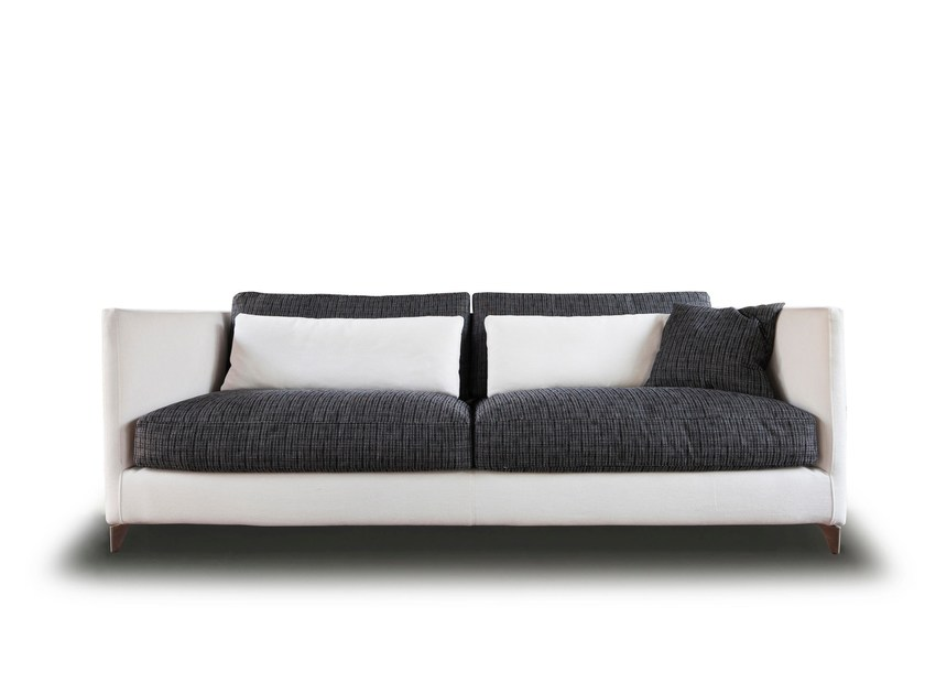 Fabric sofa 910 ZONE SLIM | Upholstered sofa by Vibieffe