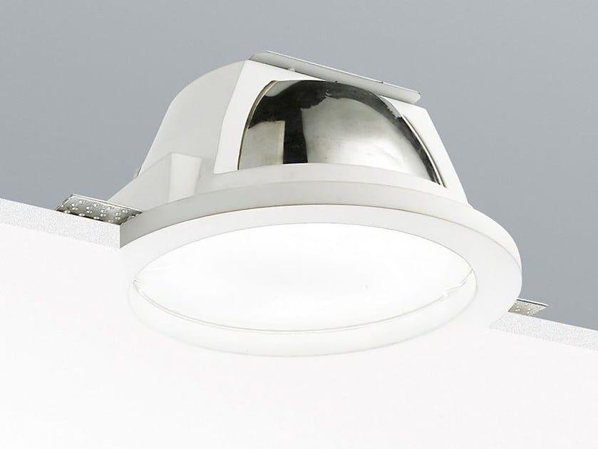 Lampada da incasso a LED a luce diretta in gesso 9105 - NOBILE ITALIA