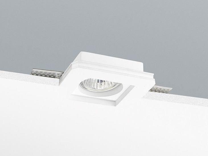 LED recessed gypsum spotlight 9108 - NOBILE ITALIA