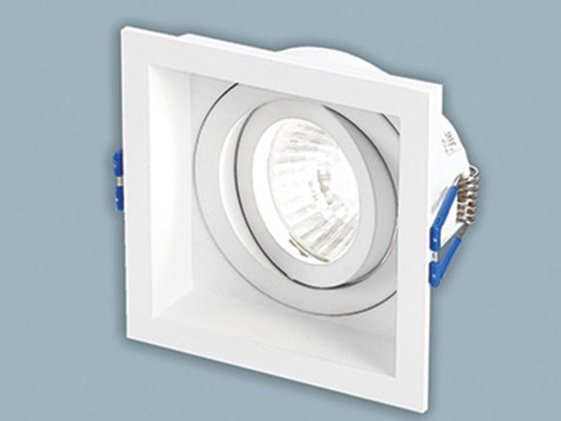 Adjustable spotlight for false ceiling 9112 - NOBILE ITALIA