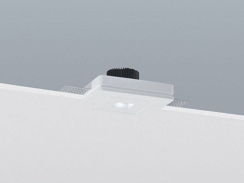 Faretto a LED in gesso 9113 by NOBILE ITALIA
