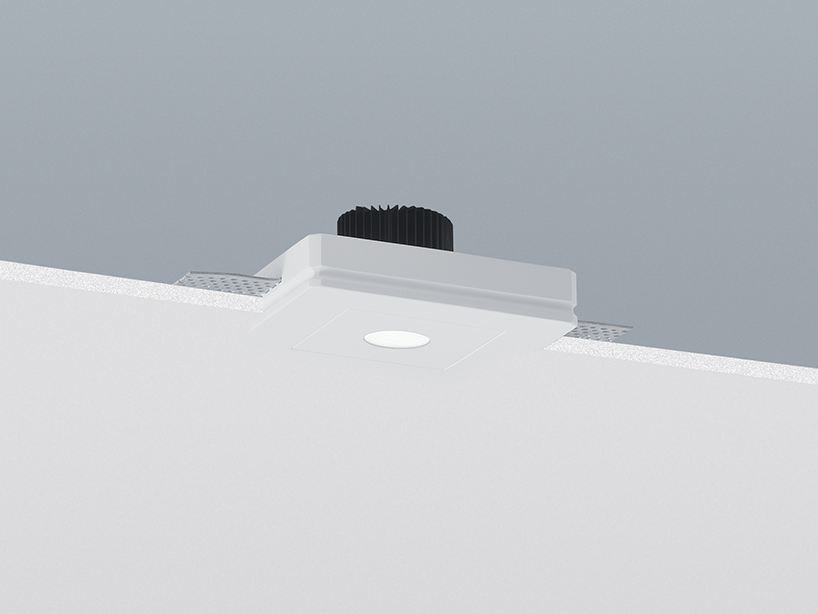 LED invisible gypsum spotlight 9115 - NOBILE ITALIA