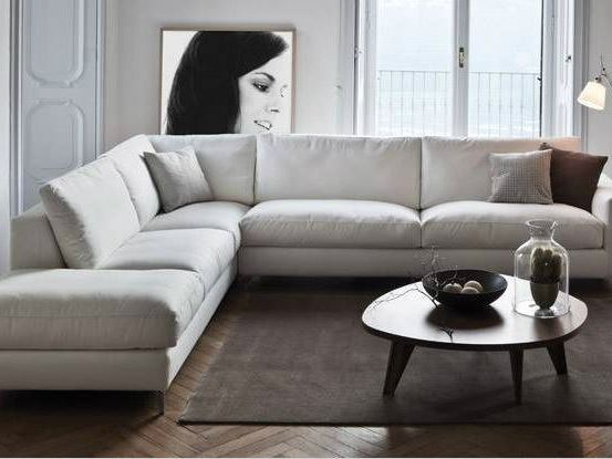 Sectional fabric sofa 920 ZONE COMFORT   Sectional sofa by Vibieffe