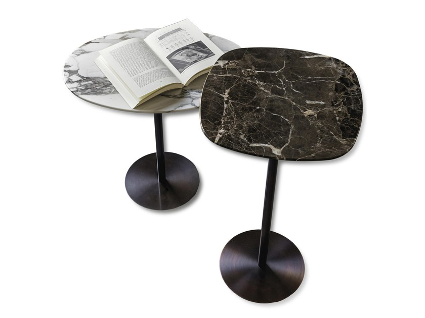 Marble coffee table 9500 - 095 / 096 by Vibieffe