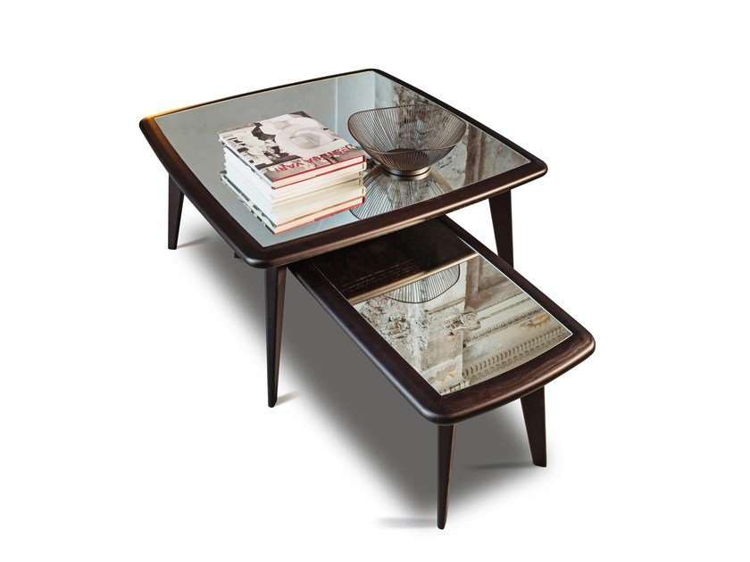 Rectangular marble coffee table 9500 - XMAX   Rectangular coffee table by Vibieffe