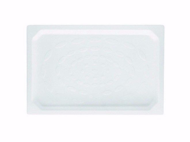 Rectangular shower tray Rectangular shower tray - Hidra Ceramica