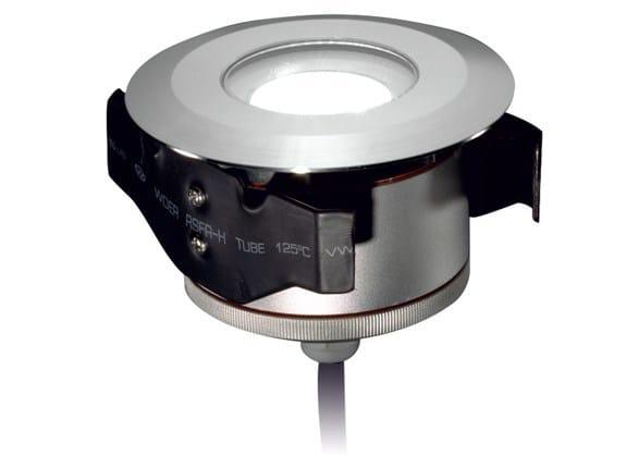Segnapasso a LED a pavimento in alluminio A7 - NOBILE ITALIA