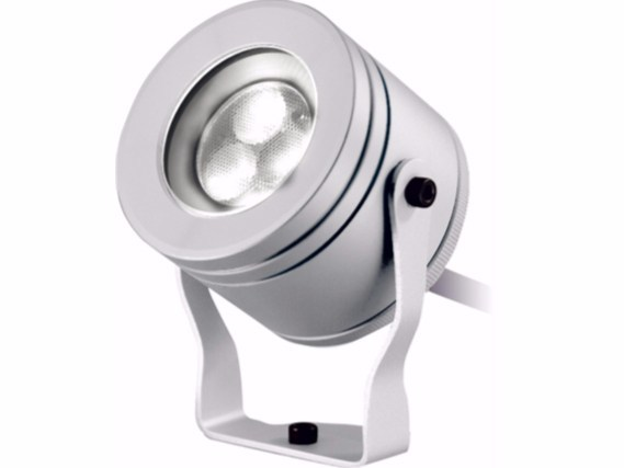 LED aluminium Outdoor floodlight A8 - NOBILE ITALIA