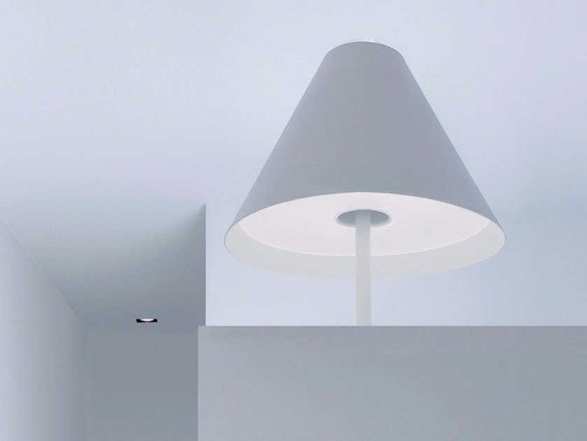 Table lamp with dimmer ABA 45 - DAVIDE GROPPI