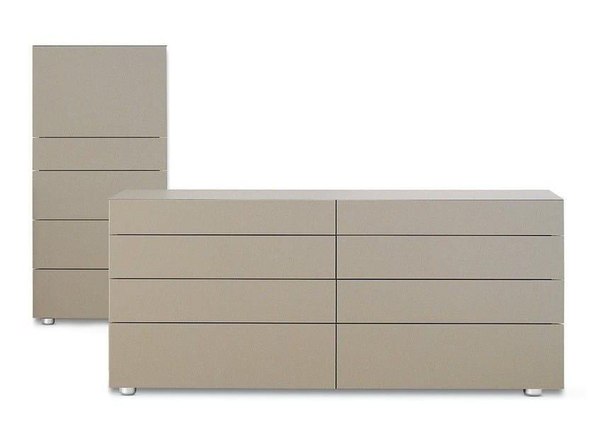 Wooden dresser ABBINABILI | Dresser - Poliform